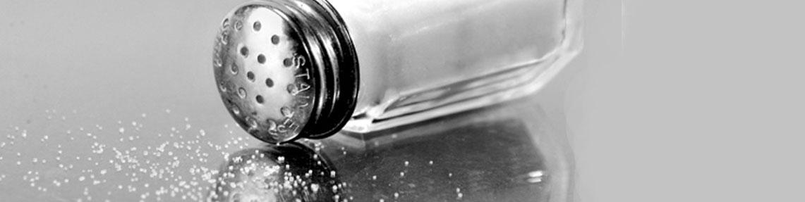 Salinité (%) Détermination (eau utilisée)