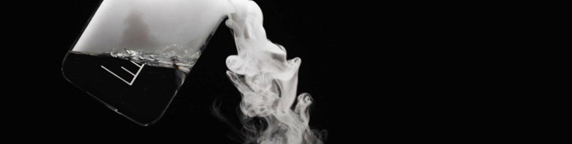 Determination of Smoking Point