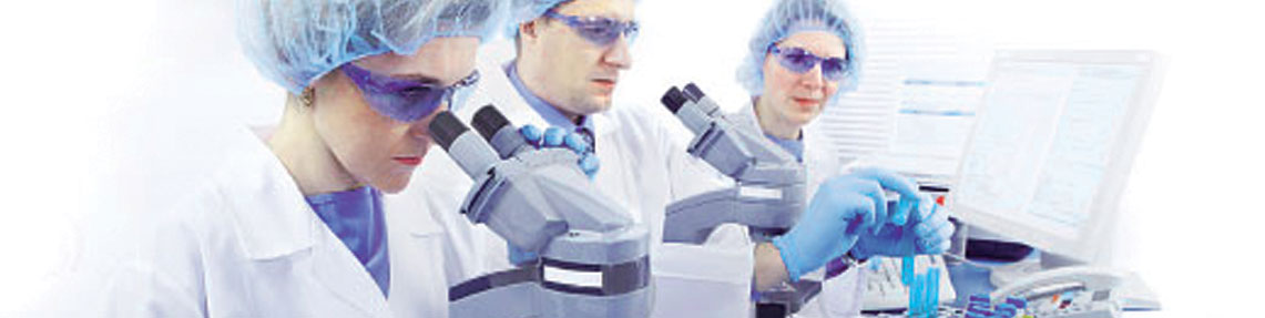 Химические и экологические испытания