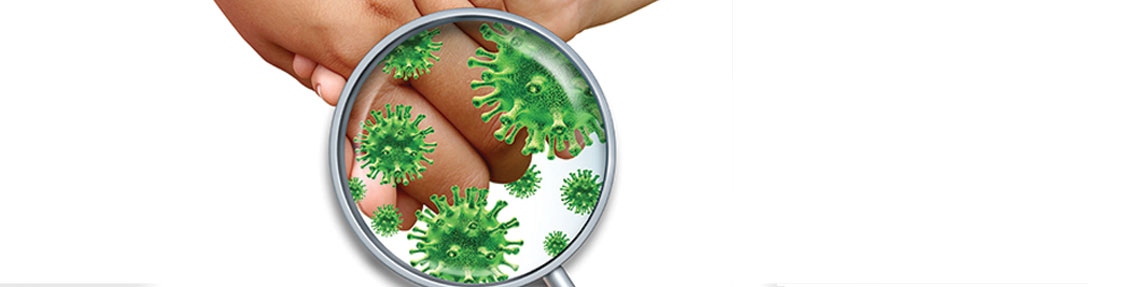Análisis de limpieza y desinfección.
