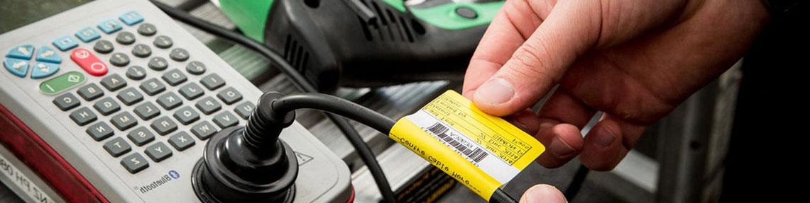 Elektrische Tests für Kabel